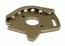 Billet Machined T2 Motor Plate for 1/10 Stampede 4X4 & Slash 4X4 (non-LCG)