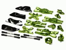 Billet Machined Suspension Kit for HPI 1/10 Bullet MT & Bullet ST