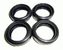 Team Powers 1:10 Touring Car 38R Rubber Tire (1set 4pcs)