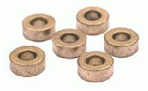 Metal Bushing 5 X 10 X 4mm (6) for 1/10 Off-Road i10MT & i10B