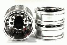 Billet Alloy T2 Type 12R Rear Dually Wheel for Tamiya 1/14 Scale Tractor Trucks