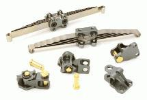 Billet Machined Suspension Conversion Kit for Custom 1/14 Semi-Tractor Truck