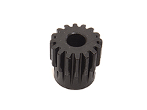 Billet Machined 32 Pitch Pinion Gear 16T, 5mm Bore/Shaft for Brushless R/C