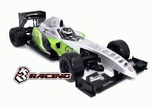 3Racing Sakura FGX2018 1/10 F-1 Formula 1 EP Car Kit
