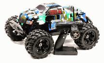 i8MT 4X4 Brushless RTR 1/8 Performance Monster Truck by INTEGY